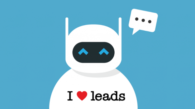 How do Chatbots help in lead generation?